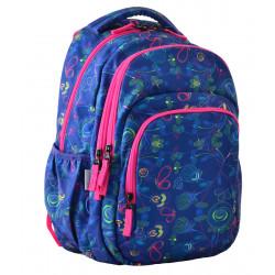 Рюкзак молодежный T-53 Crayon YES 555458