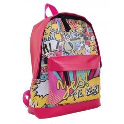 Рюкзак молодежный ST-28 Wow YES 553514