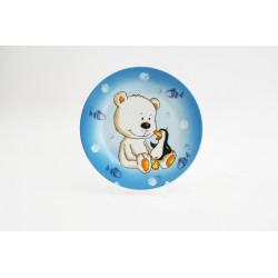 Тарелка десертная 17,5см Umka Milika M0650-TH5795