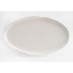 Блюдо овальное 38 см Astera Marble Cream