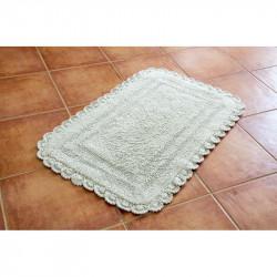 Коврик для ванной 50*80 Irya Sahra серый