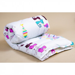Одеяло Lotus - Kitty 140х205