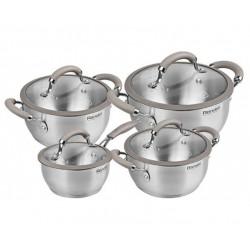 Набор посуды 8 пр Rondell Balance RDS-756