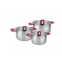 Набор посуды 6 пр Rondell Savvy RDS-940