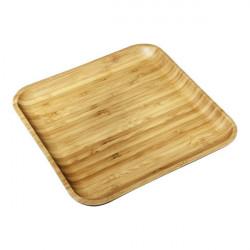 Wilmax.Bamboo.Тарілка  квадратна 23х23см
