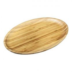 Wilmax.Bamboo.Блюдо овальне 43х31,5см