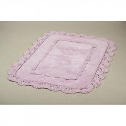 Коврик для ванной 60*90 Irya Anita pembe розовый