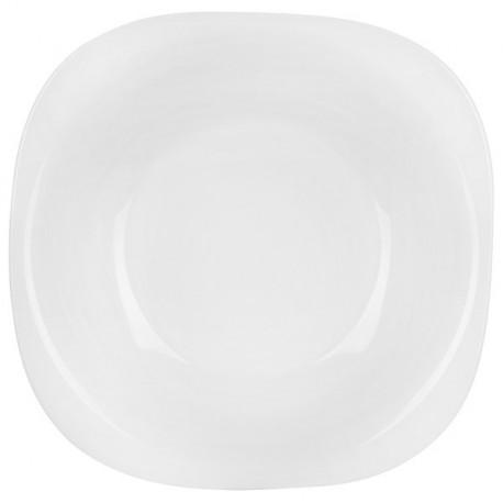 Тарелка глубокая 21см Luminarc Carine White L5406
