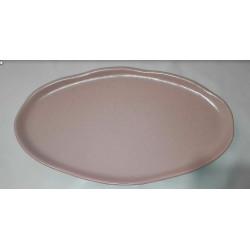 Блюдо овальное 38 см Astera Marble Pink A0410-ZM12OV