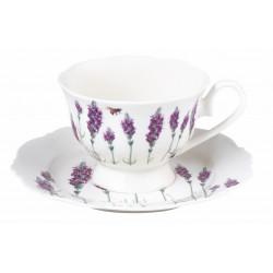 Сервиз чайный 2 пр Astera Lavander