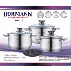 Набор посуды 7пр Bohmann BH0113