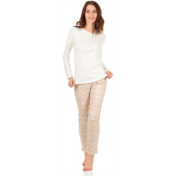 Комплект одежды Nacshua Alhasemi S крем/беж