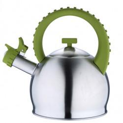 Чайник 2,8л Bergner оливковый BG-3742-OL