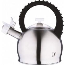 Чайник 2,8л Bergner черный BG-3742-BK