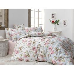 Комплект постельного белья евро LightHouse Garden