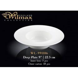 Тарелка глубокая 23см Wilmax WL-991186