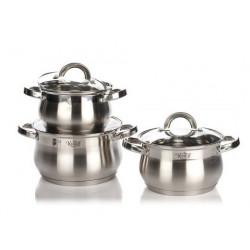 Набор посуды 6пр Perlen Krauff 26-189-035