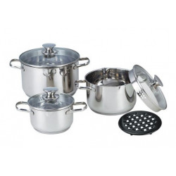 Набор посуды 7пр Moxie Krauff 26-238-001