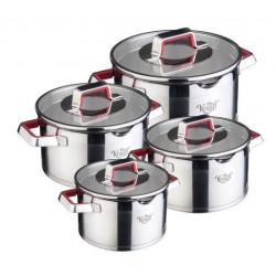 Набор посуды 8пр Moderne Rot Krauff 26-202-010