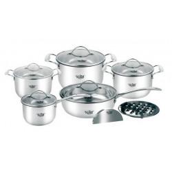 Набор посуды 12пр Riviera Krauff 26-157-022
