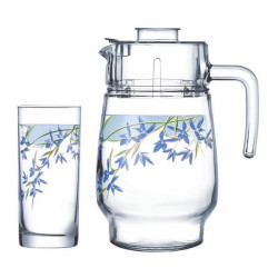 Набор для воды 7 пр Arcopal Aliya Blue N3421