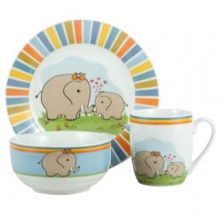Детский набор 3пр Limited Edition Elephants 1 HYT17174