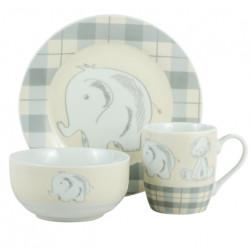 Детский набор 3пр Limited Edition Elephants 2 HYT17176