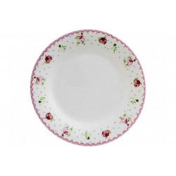 Тарелка обеденная 23см Milika Rosalie M0180-16119