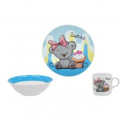 Детский набор 3пр Limited Edition Sweet Bear C524