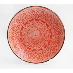 Тарелка обеденная 27 см Astera Laces Coral