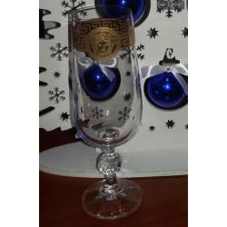 Набор бокалов для пива 6 шт - 280 мл Bohemia Claudia (Sterna) Версаче