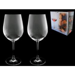Набор бокалов для вино 440мл/2шт Rona Magnum 3276/440