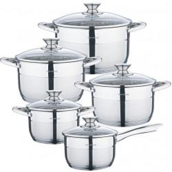 Набор посуды 10пр Klausberg KB7363