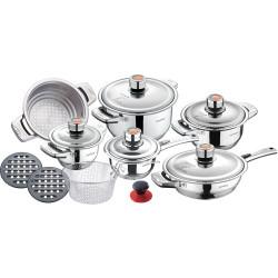 Набор посуды 15пр Klausberg KB7171
