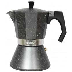 Кофеварка гейзерная 6 чашек KingHoff KH1250