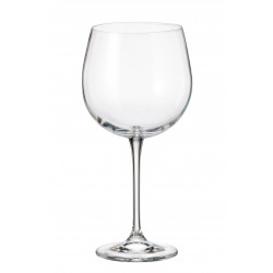 Бокалы для вина 670мл 6шт Bohemia Fulica 1SF86 00000 670
