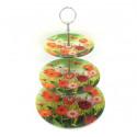 Двухярусная стойка-ваза для печенья BergHOFF 3800017