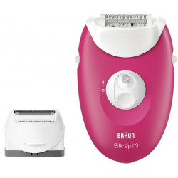 Эпилятор Braun Silk_epil 3 SE 3-410