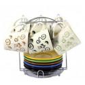 Сервиз чайный 12пр Luminarc Trianon E8845