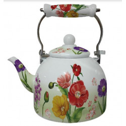 Чайник эмалированный 2л Zauberg GREEN 1 LG