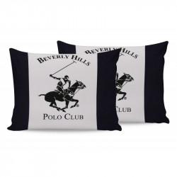 Наволочки 50х70 (2шт) Beverly Hills Polo Club - BHPC 027 Cream