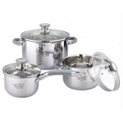 Набор посуды 6пр Krauff 26-238-021