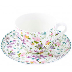 Чашка чайная&блюдце 230 мл Versailles Krauff (21-244-019)