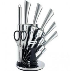 Набор ножей 9пр Rainstahl RS 8006-9