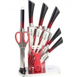 Набор ножей 9пр Rainstahl RS 8005-9