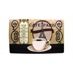 Коврик для кухни Comfort Eko 45х75 IzziHome Cafe Paris
