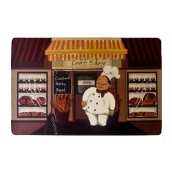 Коврик для кухни Comfort Eko 45х75 IzziHome Delish Bakery
