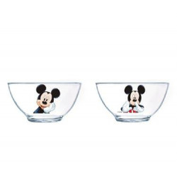 Luminarc Disney Mickey Colors Салатник н-н.13см H9231