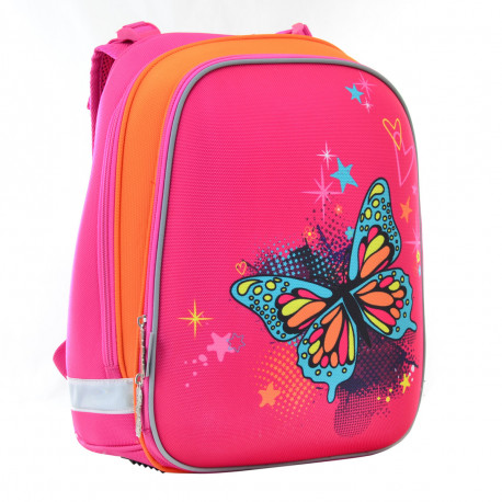 f95bcdd1c773 Рюкзак каркасный H-12 Butterfly blue 1 Вересня 554579 купить на ...
