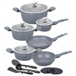 Набор посуды 15 пр Klausberg KB7323